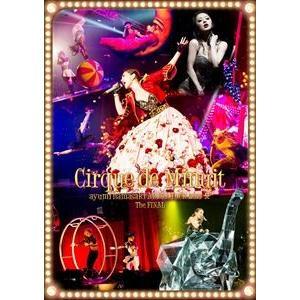 浜崎あゆみ/ayumi hamasaki ARENA TOUR 2015 A Cirque de Minuit 〜真夜中のサーカス〜 The FINAL [DVD]|dss