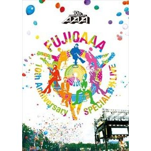 AAA 10th Anniversary SPECIAL 野外LIVE in 富士急ハイランド(通常...