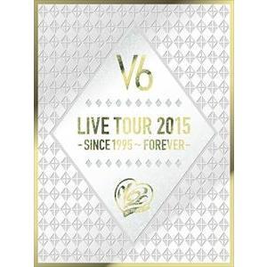 V6/LIVE TOUR 2015 -SINCE 1995〜FOREVER-(初回生産限定A) [DVD]|dss