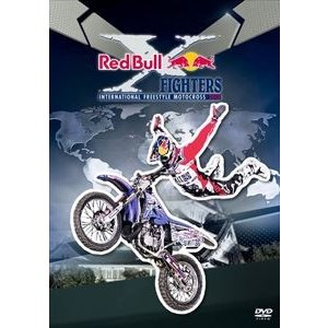 Red Bull X-Fighters World Tour 2013 Official DVD [DVD]