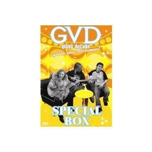 globe/GVD globe decade globe real document SPECIAL BOX [DVD]|dss