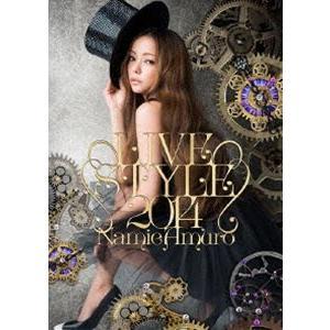 安室奈美恵/namie amuro LIVE STYLE 2014 豪華盤 [DVD]|dss