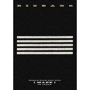 BIGBANG WORLD TOUR 2015〜2016[MADE]IN JAPAN [DVD]|dss