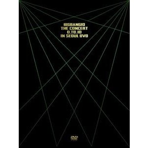 BIGBANG10 THE CONCERT 0.TO.10 IN SEOUL DVD(初回生産限定) [DVD]|dss