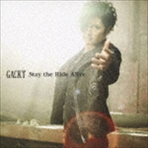 GACKT / Stay the Ride Alive(通常盤) [CD] dss