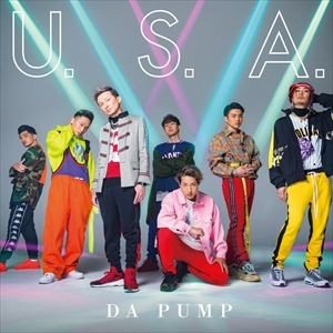 DA PUMP / U.S.A.(初回生産限定盤/CD+DVD) [CD]|dss