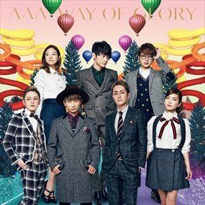 AAA / WAY OF GLORY(通常盤/CD+DVD(スマプラ対応)) [CD]|dss