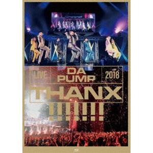 LIVE DA PUMP 2018 THANX!!!!!!! at 国際フォーラム ホールA [Blu-ray]|dss