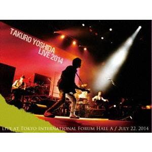 吉田拓郎/吉田拓郎 LIVE 2014(LIVE Blu-ray+LIVE CD) [Blu-ray]|dss