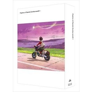 TVシリーズ 交響詩篇エウレカセブン DVD BOX1 特装限定版 [DVD]|dss