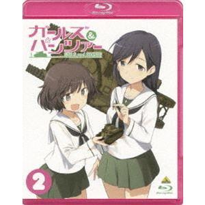 ガールズ&パンツァー 2【特装限定版】 [Blu-ray] dss