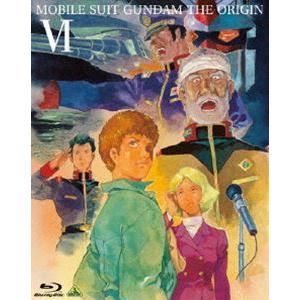 機動戦士ガンダム THE ORIGIN VI 誕生 赤い彗星 [Blu-ray]|dss