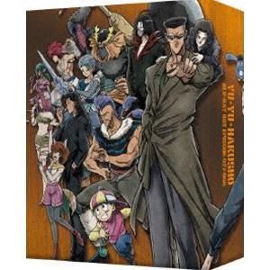 幽☆遊☆白書 25th Anniversary Blu-ray BOX 暗黒武術会編(特装限定版) [Blu-ray]|dss