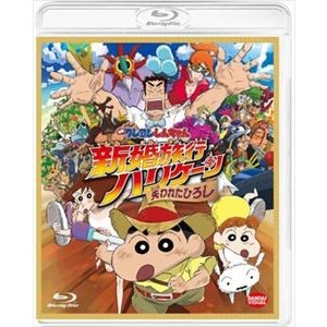映画 クレヨンしんちゃん 新婚旅行ハリケーン 〜失われたひろし〜 [Blu-ray]|dss
