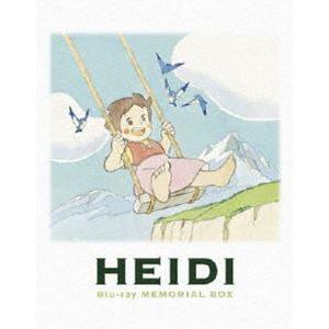 アルプスの少女ハイジ Blu-ray メモリアルボックス [Blu-ray]|dss