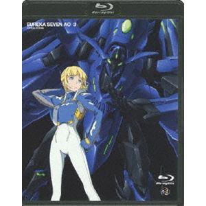 エウレカセブンAO 3【通常版】 [Blu-ray]|dss