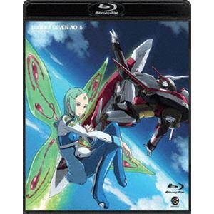 エウレカセブンAO 5【通常版】 [Blu-ray]|dss