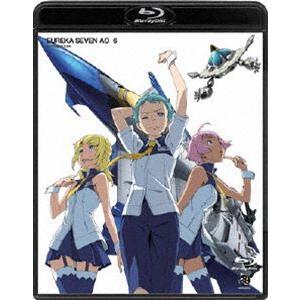 エウレカセブンAO 6【通常版】 [Blu-ray]|dss