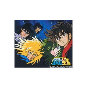 聖闘士星矢 Blu-ray BOX II [Blu-ray]|dss