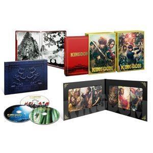 キングダム ブルーレイ&DVDセット プレミアム・エディション【初回生産限定】 [Blu-ray]