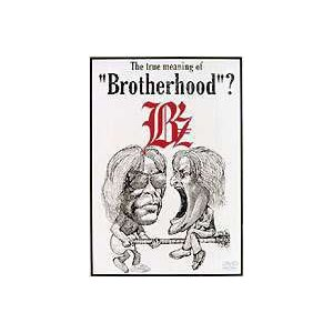 """B'z/The true meaning of """"Brotherhood""""? [DVD]