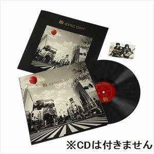 B'z/EPIC DAY(アナログ・レコードLP盤)(CD)...