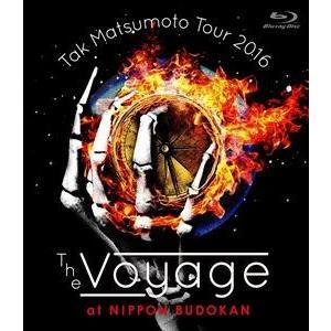 松本孝弘/Tak Matsumoto Tour 2016-The Voyage-at 日本武道館 [Blu-ray]|dss