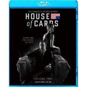 ハウス・オブ・カード 野望の階段 SEASON2 ブルーレイ コンプリートパック [Blu-ray]|dss