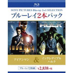 アイアンマン/インクレディブル・ハルク(Blu-...の商品画像