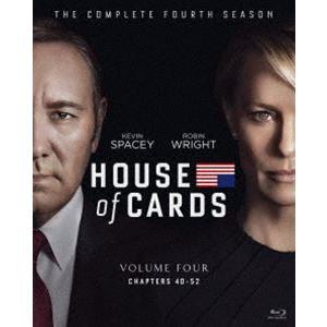 ハウス・オブ・カード 野望の階段 SEASON4 Blu-ray Complete Package(デヴィッド・フィンチャー完全監修パッケージ仕様) [Blu-ray]|dss
