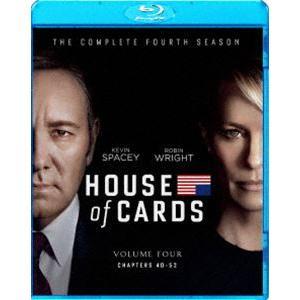 ハウス・オブ・カード 野望の階段 SEASON4 ブルーレイ コンプリートパック [Blu-ray]|dss