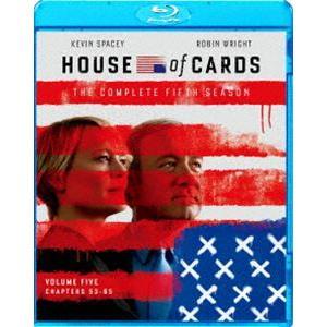 ハウス・オブ・カード 野望の階段 SEASON5 Blu-ray Complete Package [Blu-ray]|dss