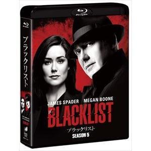 ブラックリスト シーズン5 ブルーレイ コンプリートBOX【初回生産限定】 [Blu-ray]|dss