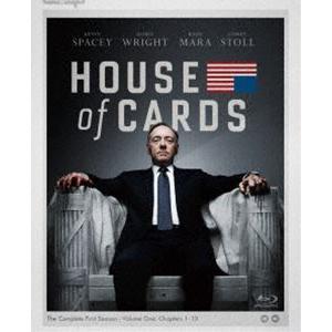 ハウス・オブ・カード 野望の階段 SEASON 1 Blu-ray Complete Package<デヴィッド・フィンチャー完全監修パッケージ仕様> [Blu-ray]|dss