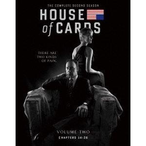 ハウス・オブ・カード 野望の階段 SEASON 2 Blu-ray Complete Package<デヴィッド・フィンチャー完全監修パッケージ仕様> [Blu-ray]|dss
