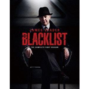 ブラックリスト SEASON1 COMPLETE BOX [Blu-ray]|dss