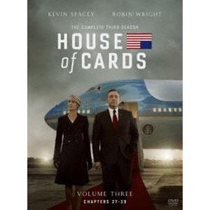 ハウス・オブ・カード 野望の階段 SEASON3 DVD Complete Package(デヴィッド・フィンチャー完全監修パッケージ仕様) [DVD]|dss