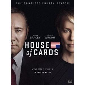 ハウス・オブ・カード 野望の階段 SEASON4 DVD Complete Package(デヴィッド・フィンチャー完全監修パッケージ仕様) [DVD]|dss