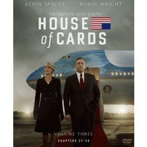 ソフトシェル ハウス・オブ・カード 野望の階段 SEASON3 [DVD]|dss