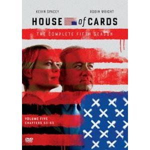 ハウス・オブ・カード 野望の階段 SEASON5 DVD Complete Package [DVD]|dss
