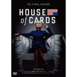 ハウス・オブ・カード 野望の階段 ファイナルシーズン DVD Complete Package [DVD]|dss