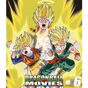 DRAGON BALL THE MOVIES Blu-ray ♯06 [Blu-ray]|dss