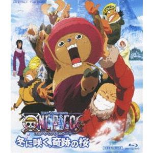 ワンピース THE MOVIE エピソード オブ チョッパー+(プラス) 冬に咲く、奇跡の桜 [Blu-ray]|dss