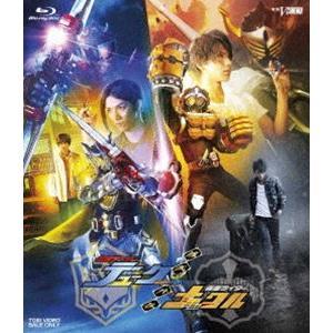 鎧武/ガイム外伝 仮面ライダーデューク/仮面ライダーナックル(通常盤) [Blu-ray]|dss