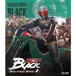 仮面ライダーBLACK Blu-ray BOX 1 [Blu-ray]|dss