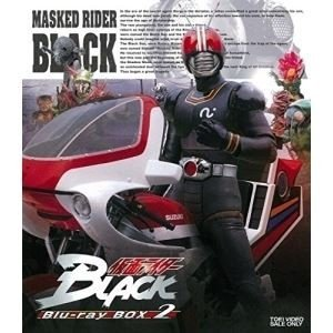 仮面ライダーBLACK Blu-ray BOX 2 [Blu-ray]|dss