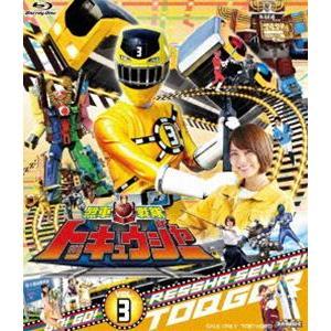 スーパー戦隊シリーズ 烈車戦隊トッキュウジャー VOL.3 [Blu-ray]|dss