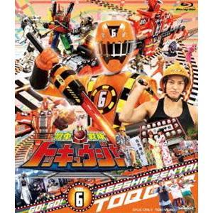 スーパー戦隊シリーズ 烈車戦隊トッキュウジャー VOL.6 [Blu-ray]|dss