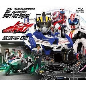 仮面ライダードライブ Blu-ray COLLECTION 2 [Blu-ray]|dss