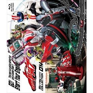 仮面ライダードライブ Blu-ray COLLECTION 4 [Blu-ray]|dss
